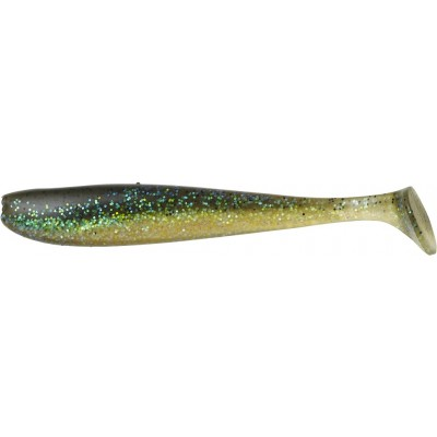 Ripper DAM Effzett Greedy Shad 8 cm Electric Blue