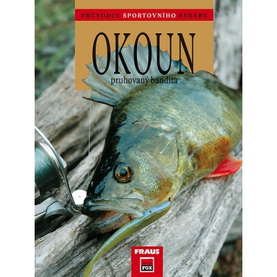 Kniha Okoun - pruhovaný bandita