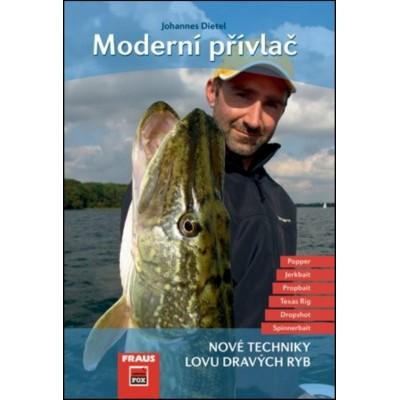 Kniha Moderní přívlač