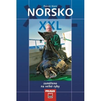 Kniha Norsko XXL