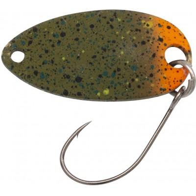 Spoon Berkley RORU 3,5 g Orange Tip Splat Pel/Splat