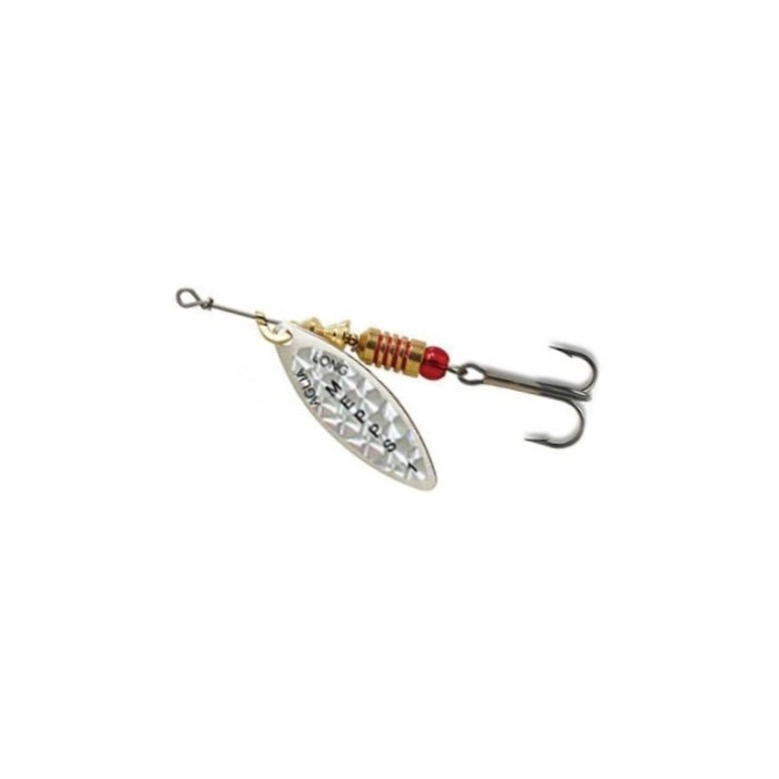 Spinner Mepps Aglia Long Pearl Silver 0