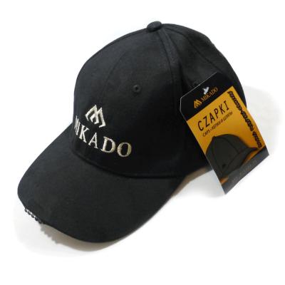 Cap Mikado Black with LED
