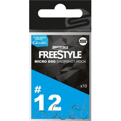 Hooks Spro Freestyle DSG Micro Hooks