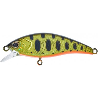 Wobler Illex Flat Tricoroll 4,5 cm S HL Gold Trout