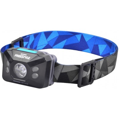 Head lamp Spro Freestyle Sense Optics Black