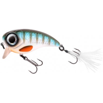 Wobbler Spro Fat Iris 80 Herring