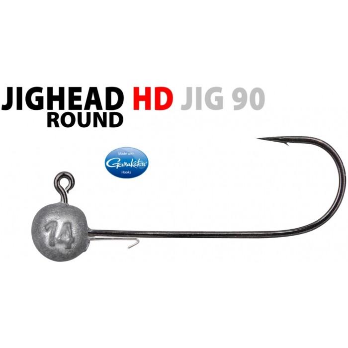 Jighead Spro Round Jighead HD 7g 3Pcs