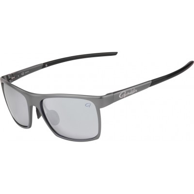 Polarizační brýle Gamakatsu G-glasses Alu Light Grey/White Mirror