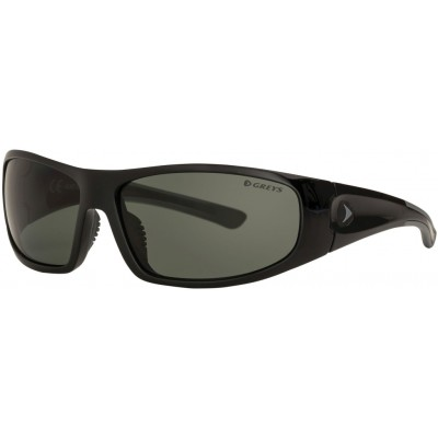 Polarizing Glasses Greys G1 Sunglasses Gloss Black/Green/Grey