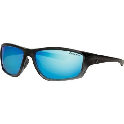 Polarizing Glasses Greys G2 Sunglasses Gloss BLK Fade/BL Mirror