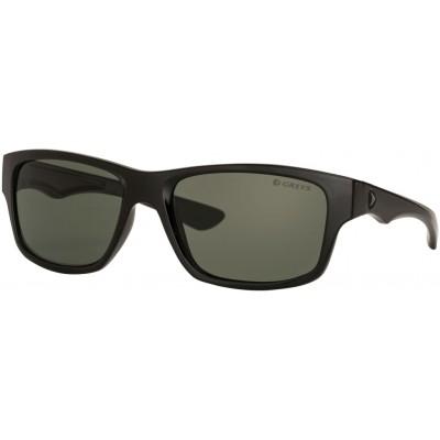 Polarizing Glasses Greys G4 Sunglasses Matt Black/Green/Grey