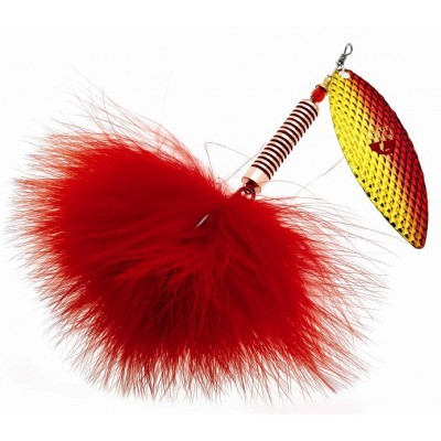 Spoon Pezon & Michel Feather Pike 28g RG