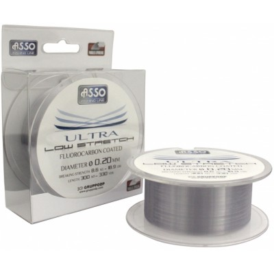 Fishing Line Asso Ultra Low Stretch 300 m