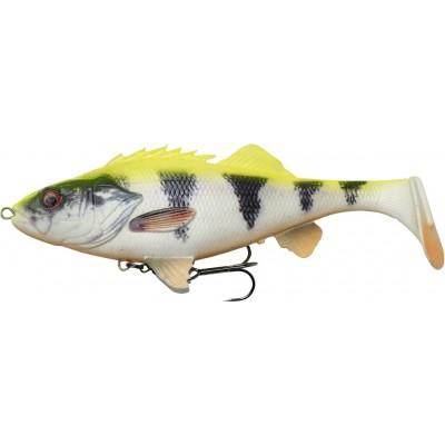 Savage Gear 4D Perch Shad 12,5 cm Lemon Perch