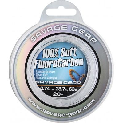 Fluorocarbon Savage Gear Soft