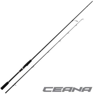 Prut Major Craft Ceana CNS-802ML 2,44m 5-21g