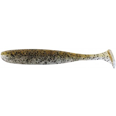 """Ripper Keitech Easy Shiner 4,5"""" Silver Shad 6 Pcs"""