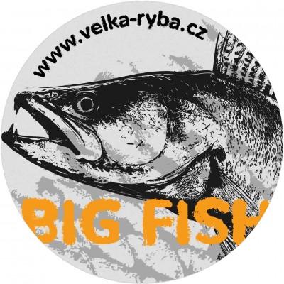 Fishing Sticker Vláčkař 76x27 mm