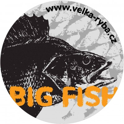 Fishing Sticker Perch 130 mm