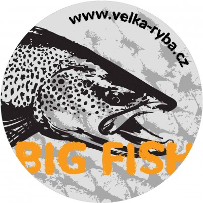 Fishing Sticker Trout 130 mm