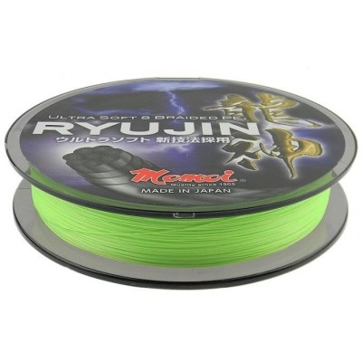 Braid Momoi RYUJIN 150 m Lime Green