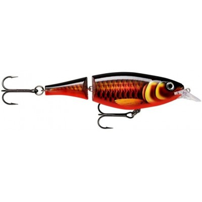 Wobbler Rapala X-Rap Jointed Shad 13 TWZ