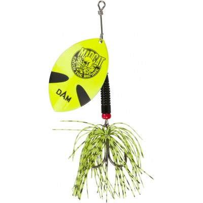 Madcat Big Blade Spinner 55 g Fluo Yellow