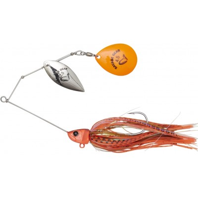 Spinnerbait Savage Gear Da'Bush 21 g Fluo Orange