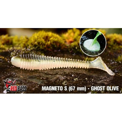 Ripper Redbass Magneto S 67 mm Ghost Olive