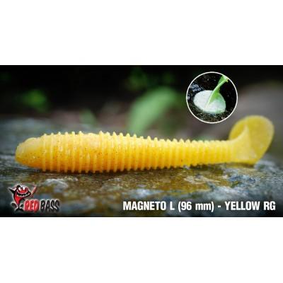 Ripper Redbass Magneto L 96 mm Yellow RG