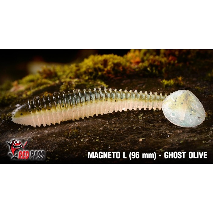 Ripper Redbass Magneto L 96 mm Ghost Olive