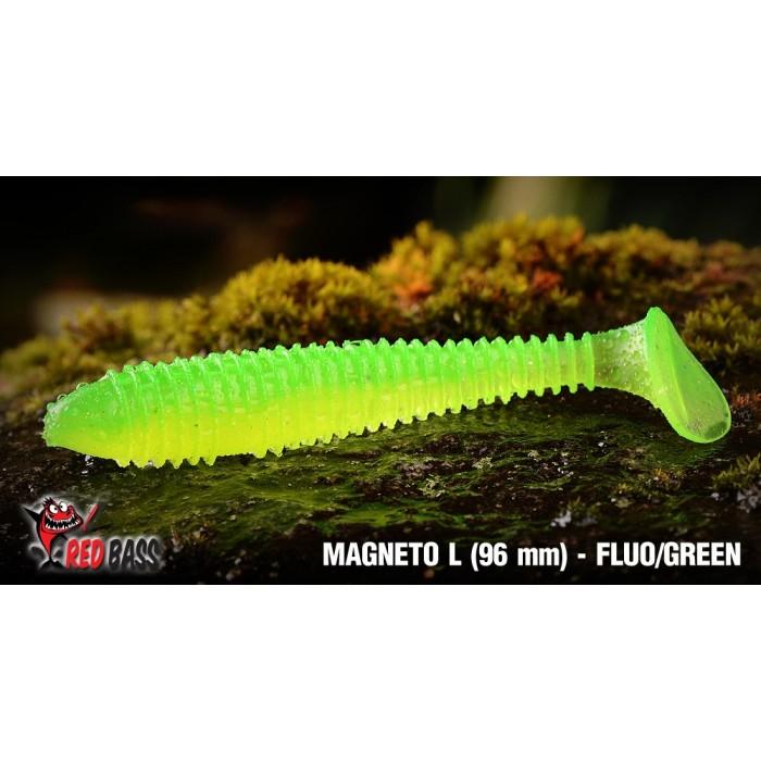 Ripper Redbass Magneto L 96 mm Fluo Green
