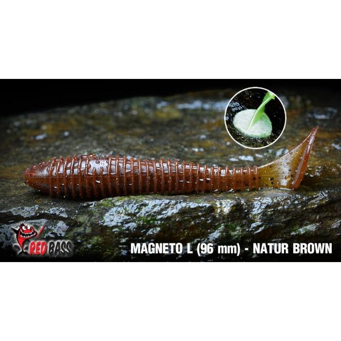 Ripper Redbass Magneto L 96 mm Natur Brown