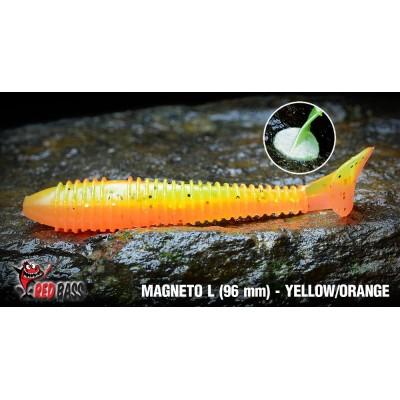 Ripper Redbass Magneto L 96 mm Yellow/Orange
