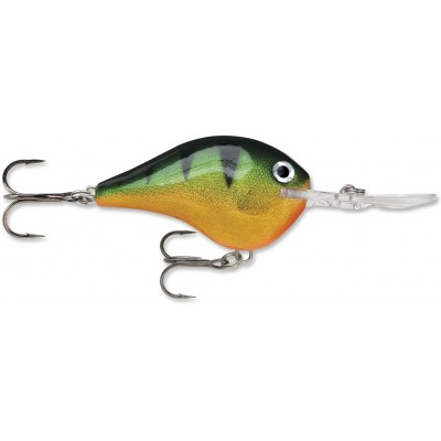 Wobler Rapala DT Dives To 16 P