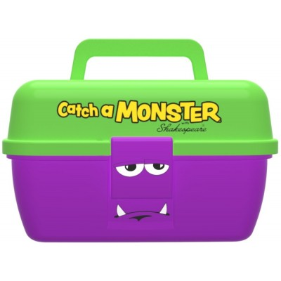 Shakespeare Catch a Monster Purple Play Box