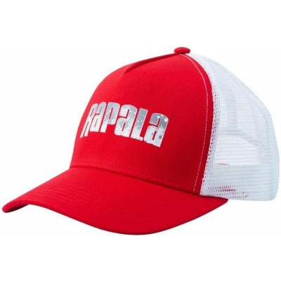 Cap Rapala Splash Trucker Red