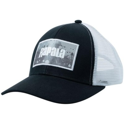 Cap Rapala Splash Trucker Black/Grey