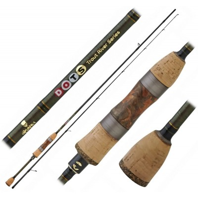 Rod Gunki D.O.T.S Lure S-240M-ML 2,40m 4-18g