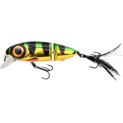 Wobbler Spro Iris Underdog Jointed 8 cm Perch