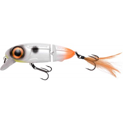 Wobler Spro Iris Underdog Jointed 8 cm Hot Tail