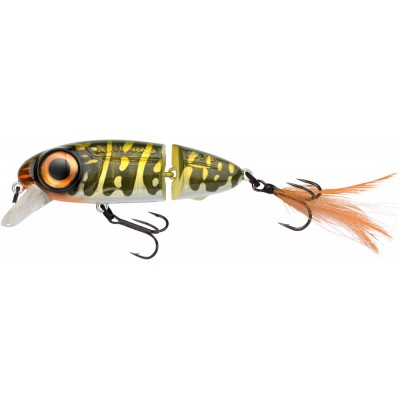 Wobbler Spro Iris Underdog Jointed 8 cm Northern Pike