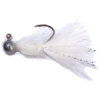 Jigstreamer PS Fly Trout 2 g White