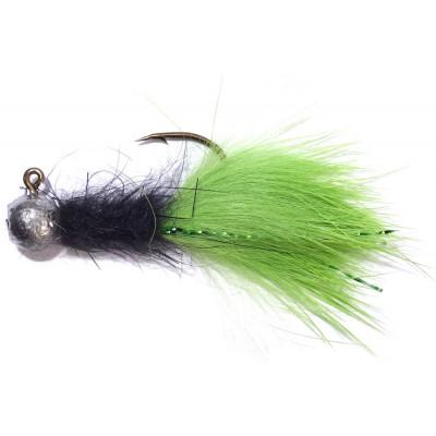 Jigstreamer PS Fly Trout 1 g Black-Green