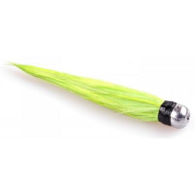 Hauzer Feathers 3 g Chartreuse 3 Pcs
