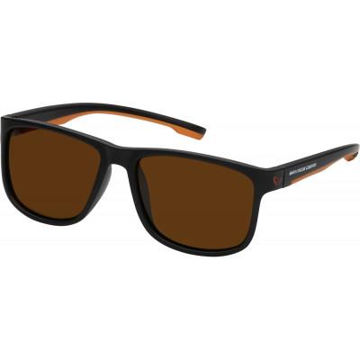Polarized Sunglasses Savage Gear Savage1 Brown