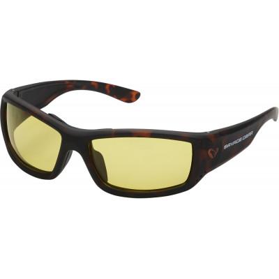 Polarized Sunglasses Savage Gear Savage2 Yellow