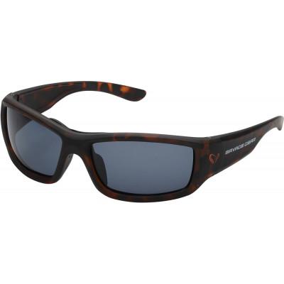 Polarized Sunglasses Savage Gear Savage2 Black