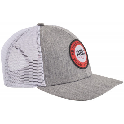 Abu Garcia Trucker Cap 6 Panel with Round Woven Patch